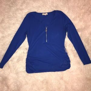 Michael Kors long sleeve shirt